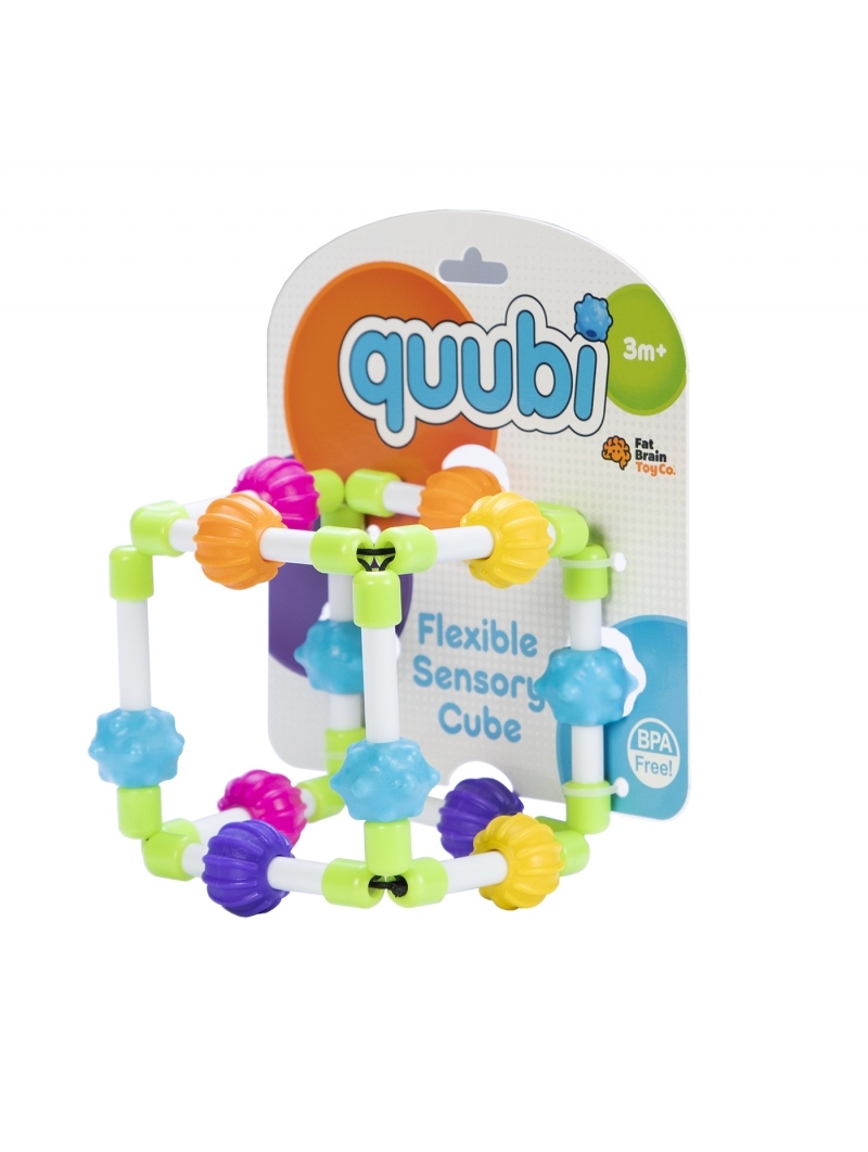 Fat Brain Toys kostka Quubi
