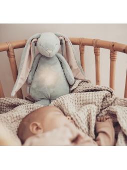 5 MOONIE CLOUD Szumiący króliczek z lampką