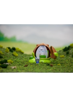 10 Klorofil Domek Orzeszek Laskowy zwierzątko +18m