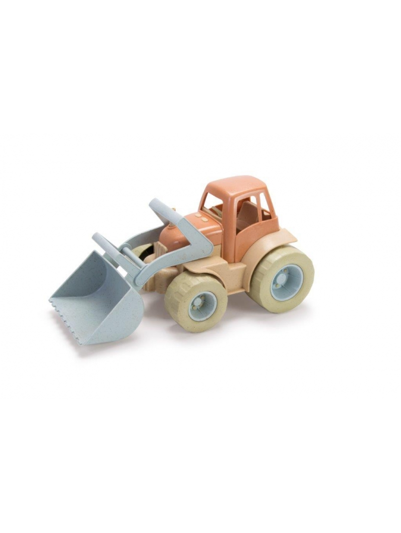 1 DANTOY BIO Traktor koparka auto zabawka do piasku