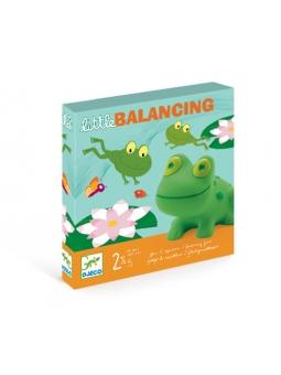 4 DJECO Gra Little Balancing balansujące żabki 2+